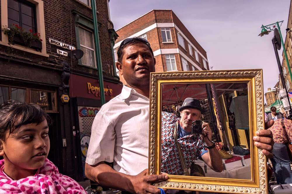 dougie wallace one of the delphian gallery open call 2018 judges. artist curator photographer street photography