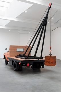 Chris Burden - Gagosian