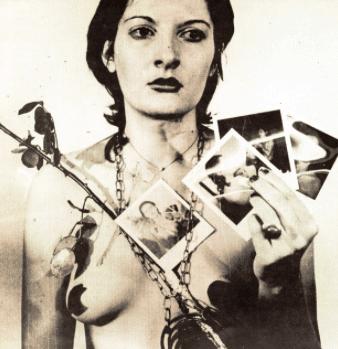 Marina Abramovic - Rhythm 0