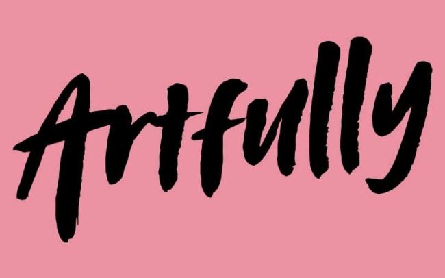 Artfully podcast logo
